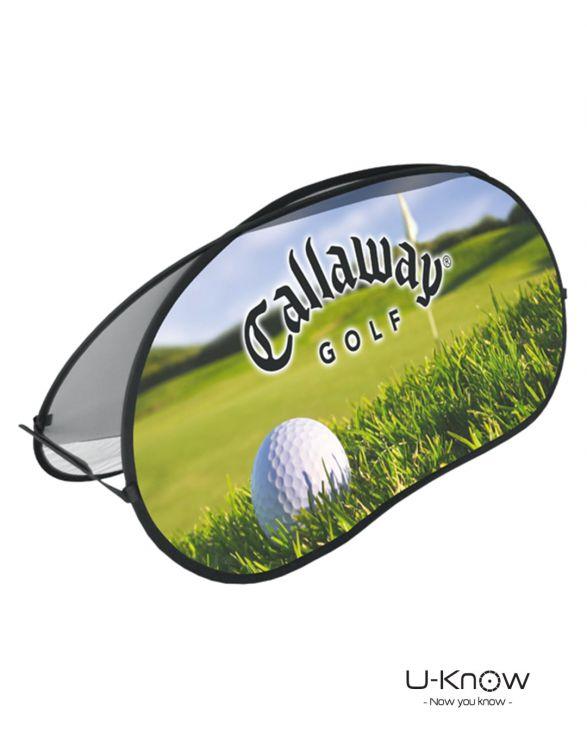 BEAN FLAG - M  Barrière Haricot Golf 90 x 200 cm