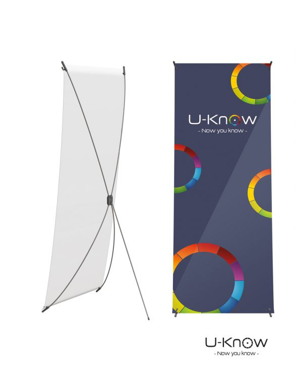 XPRO 160  Support x Promo 60 x 160 cm